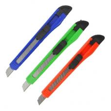 Набор маленьких канцелярских ножей 12шт