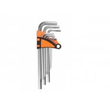 Ключи имбусовые 1-098